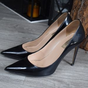 "3"" Valentino Black Stiletto"